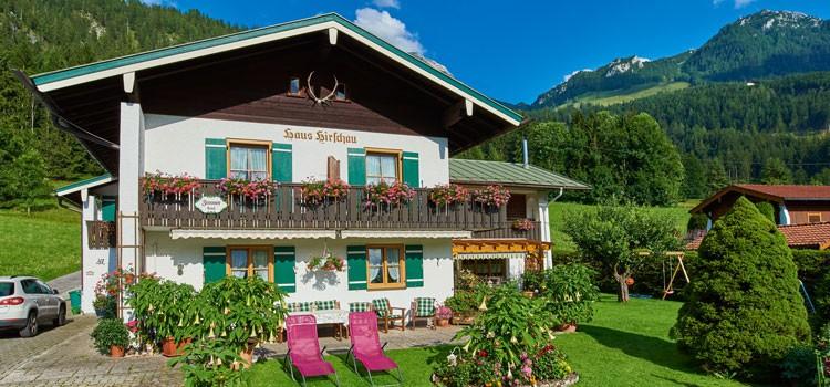 Gästehaus Hirschau Schönau Königssee