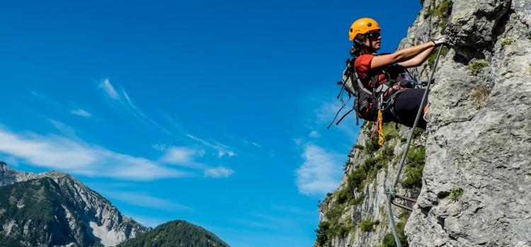 Klettern in Berchtesgaden